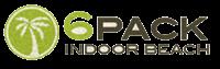 6 Pack Beach Logo